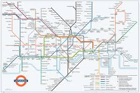 London Metro Map by Mile End Map London London Map