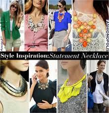 style statement necklace images Plus size fashion body positivity lifestyle feminism make a jpg