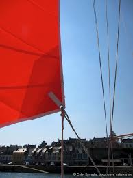 tips for setting a storm jib on a sailboat
