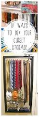 Organizing Closets 87 Best Organizing The Closets Images On Pinterest Walk In