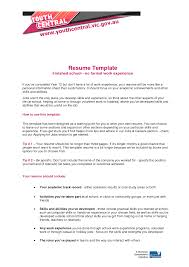 Sample Resume Year 12 Student by Sample Net Resumes For Experienced Free Resume Example And