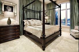 Green Curtains For Bedroom Ideas Dazzling Tommy Bahama Bedding In Bedroom Traditional With Sage