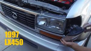 1997 lexus lx450 engine for sale 1997 lexus lx450 side marker replacement led toyota land cruiser