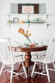 Fall Kitchen Decor - fall home tours touches of autumn in the kitchen and entryway