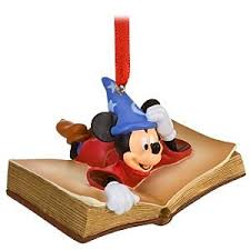 disney sorcerer s apprentice mickey mouse ornament