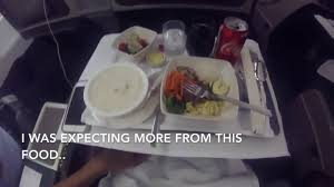 wafia cuisine cathay pacific business class a330 flight review