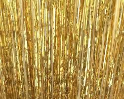 Gold Metallic Curtains Gold Foil Metallic Curtain Backdrop