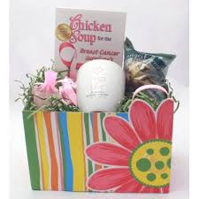 cancer gift baskets no one fights alone breast cancer basket healing baskets