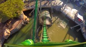 incredible hulk roller coaster universal studios islands