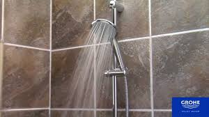 Grohe Shower Systems Grohe Euphoria Product Video Youtube