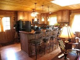 Log Cabin Kitchen Cabinets by 386 Best Log Cabin Decorating Images On Pinterest Log Cabin