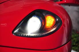 ferrari tail lights 2009 ferrari f430 spider convertible stock 5849 for sale near