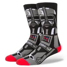 best socks darth vader socks by stance best socks in the galaxy