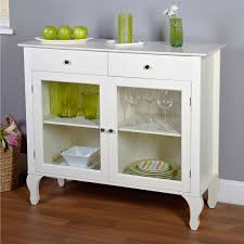 antique white kitchen storage cabinet antique white sideboard buffet console table with glass doors