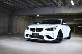 Bmw M2 2014 3d Design Releases New Styling Kit For Bmw M2 Coupe Uses Pre Preg