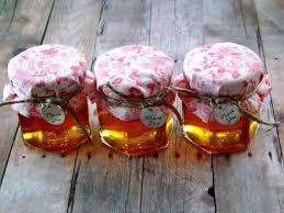 jar favors mini jar favors shabby chic honey jar favors candy jar