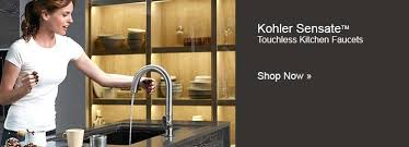 Touch Free Faucet Kitchen Touchless Kitchen Faucets Handsfree Kitchen Faucet And Sink