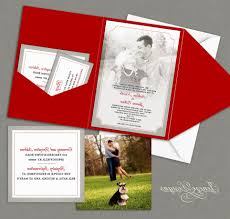 Red And Silver Wedding White Silver And Red Wedding Invitations Decorating Of Party