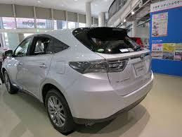 lexus harrier 2016 toyota harrier hybrid 2 5 autolink holdings