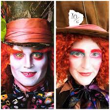 Mad Hatter Halloween Costume Mad Hatter Costume Makeup Tutorial South Lumina Style