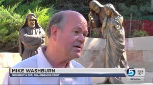 thanksgiving point photography sculpture garden showcasing life of jesus christ opens this