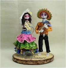 skull wedding cake toppers emejing mexican wedding cake toppers contemporary styles ideas