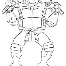 download pictures teenage mutant ninja turtles colouring pages