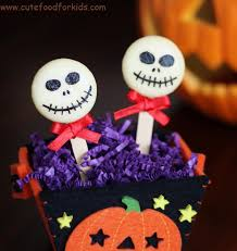 cute food for kids cheese pops for halloween