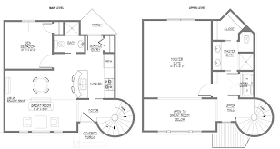 two house plans floor two floors house plans