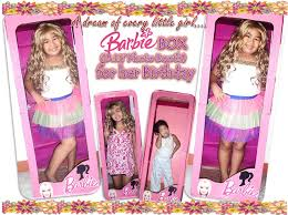 Barbie Photo Booth A Barbie Theme Party For Janelle U0027s 7th Bday Kami Ang Rausa Family