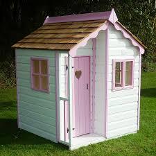 blossom cottage playhouse by playways notonthehighstreet com