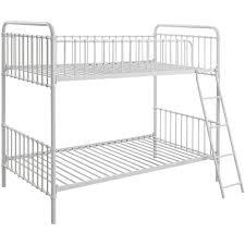 Metal Bunk Bed Frame Mainstays Premium Twin Over Metal Bunk Bed Multiple Colors Image