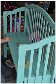what to do with an what to do with an crib 15 great ideas for repurposing baby