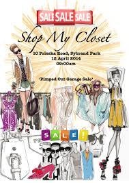 shop my closet a pimped out garage sale cherryheartsblog
