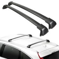 Honda Crv Roof Bars 2007 by Amazon Com Auxmart Roof Rack Cross Bars Fit For Honda Cr V 2012