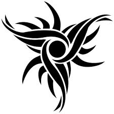 tribal sun design