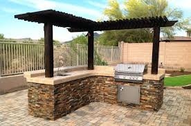 patio grill designs pictures large paver patio design with grill
