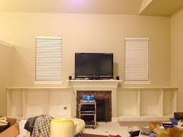 Built In Shelves Living Room Living Room Book Shelves Part 4 Time For A Project