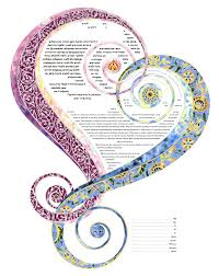 interfaith ketubah galleryjudaica launches new website design with expanded