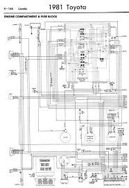 repair manuals toyota corolla 1981 wiring diagrams