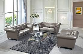 Sofa Less Living Room Jixinge Chesterfield Sofa European Leather Sofa 123 Combination