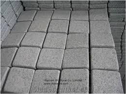 Granite Patio Stones G603 Flamed Grey Granite Walkway Flooring Paver Tile Flamed G603