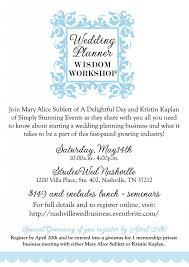 wedding planner prices a workshop for aspiring wedding planners stunning events
