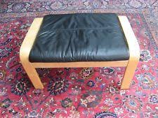Leather Armchair Ebay Ikea Poang Armchair Ebay