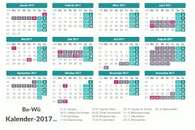 Ferienkalender 2018 Bw Ferien Baden Württemberg 2017 Ferienkalender übersicht