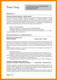 Software Qa Resume Samples by 10 Examples Of Professional Resumes Basic Resume Layouts