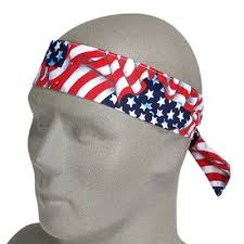 cooling headband chill its evaporative cooling tie bandana 6700