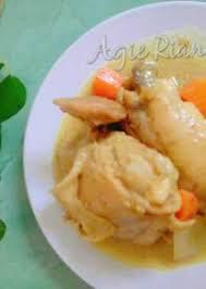 menu pelengkap opor ayam 17 resep opor ayam wortel enak dan sederhana cookpad