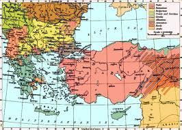 Map Of Balkans European History Maps