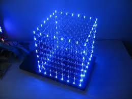 infinite rgb led cube table part 1 element14 benmatrix